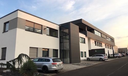 Erweiterung Firma RK Kutting Talheim