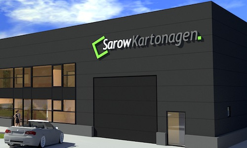 Sarow Kartonagen in Mühlacker